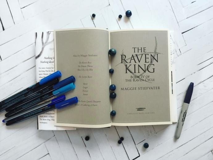 the raven king maggie stiefvater