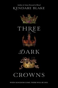 Book Review: Three Dark Crowns + OwlCrate Unboxing