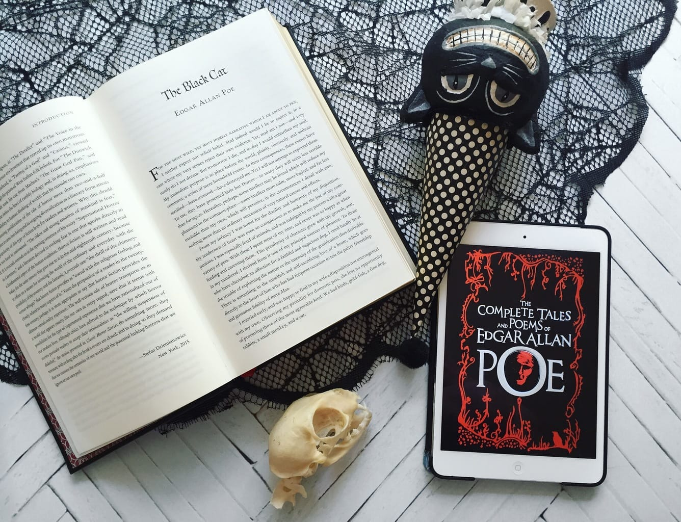Guest Post: Five Reasons Why You Should Read Edgar Allan Poe