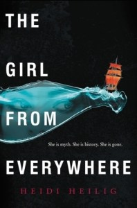 Audiobook Review: The Girl from Everywhere