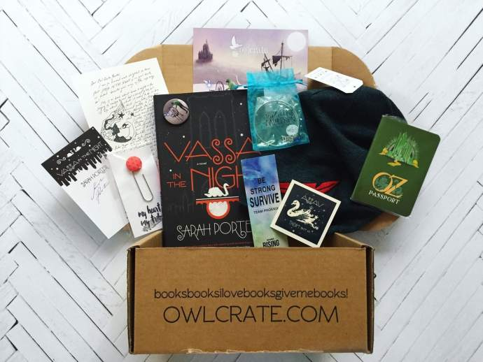 october owlcrate 1