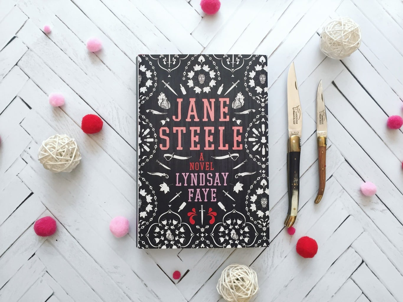 Jane Steele Review & Retelling Discussion