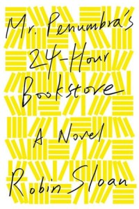 Mr. Penumbra's 24-Hour Bookstore: Something About Books, Google, and Gerritszoon