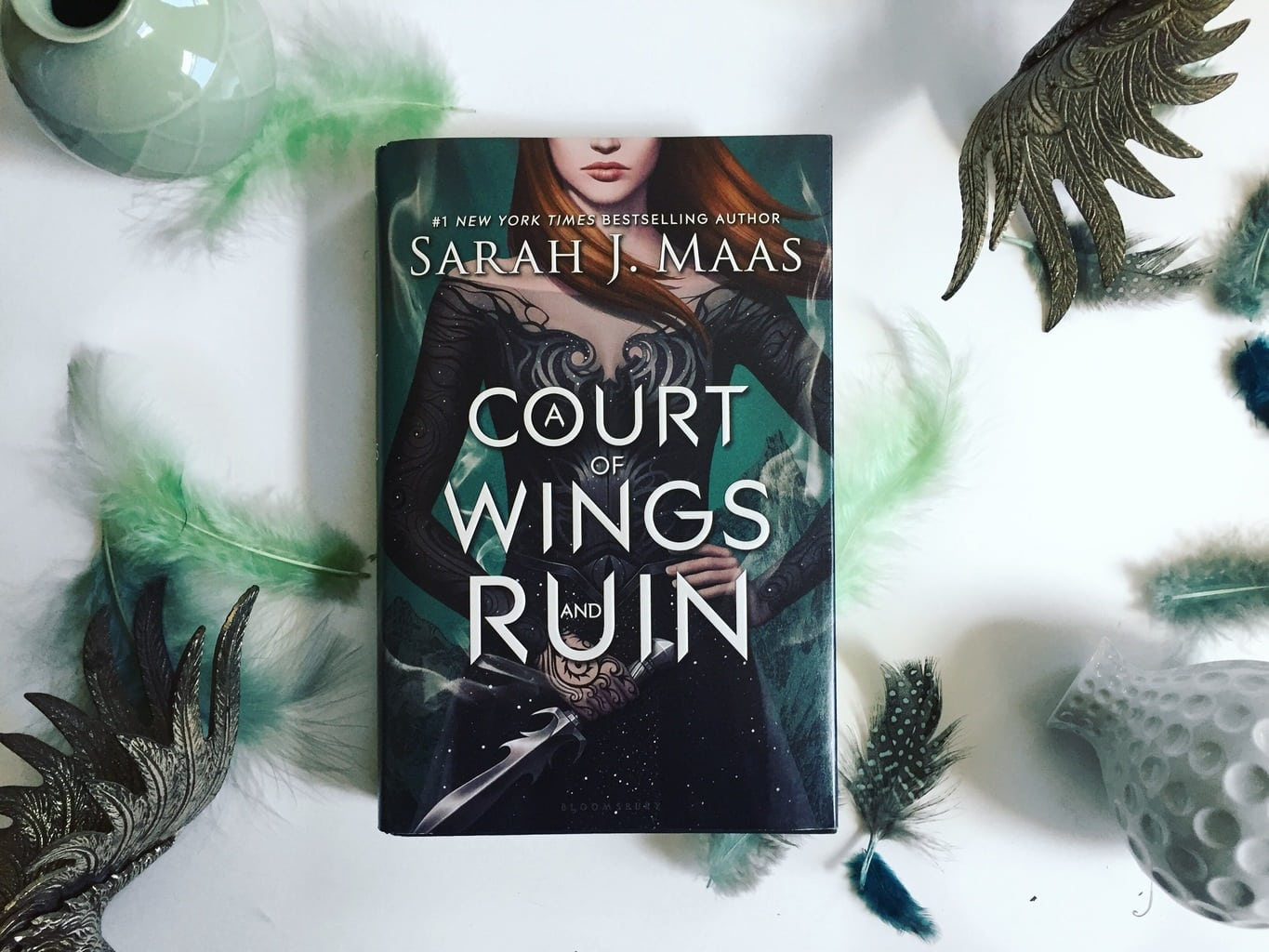 A Court of Wings and Ruin: Excuse Me While I Process Everything
