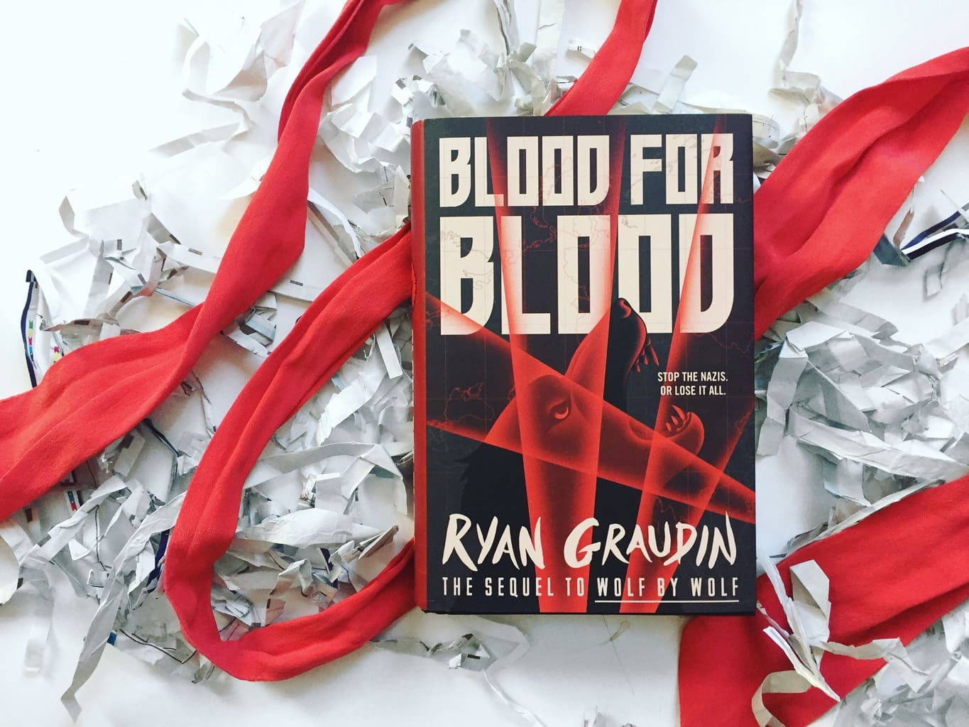 Blood for Blood: Why You Should Read this Duology
