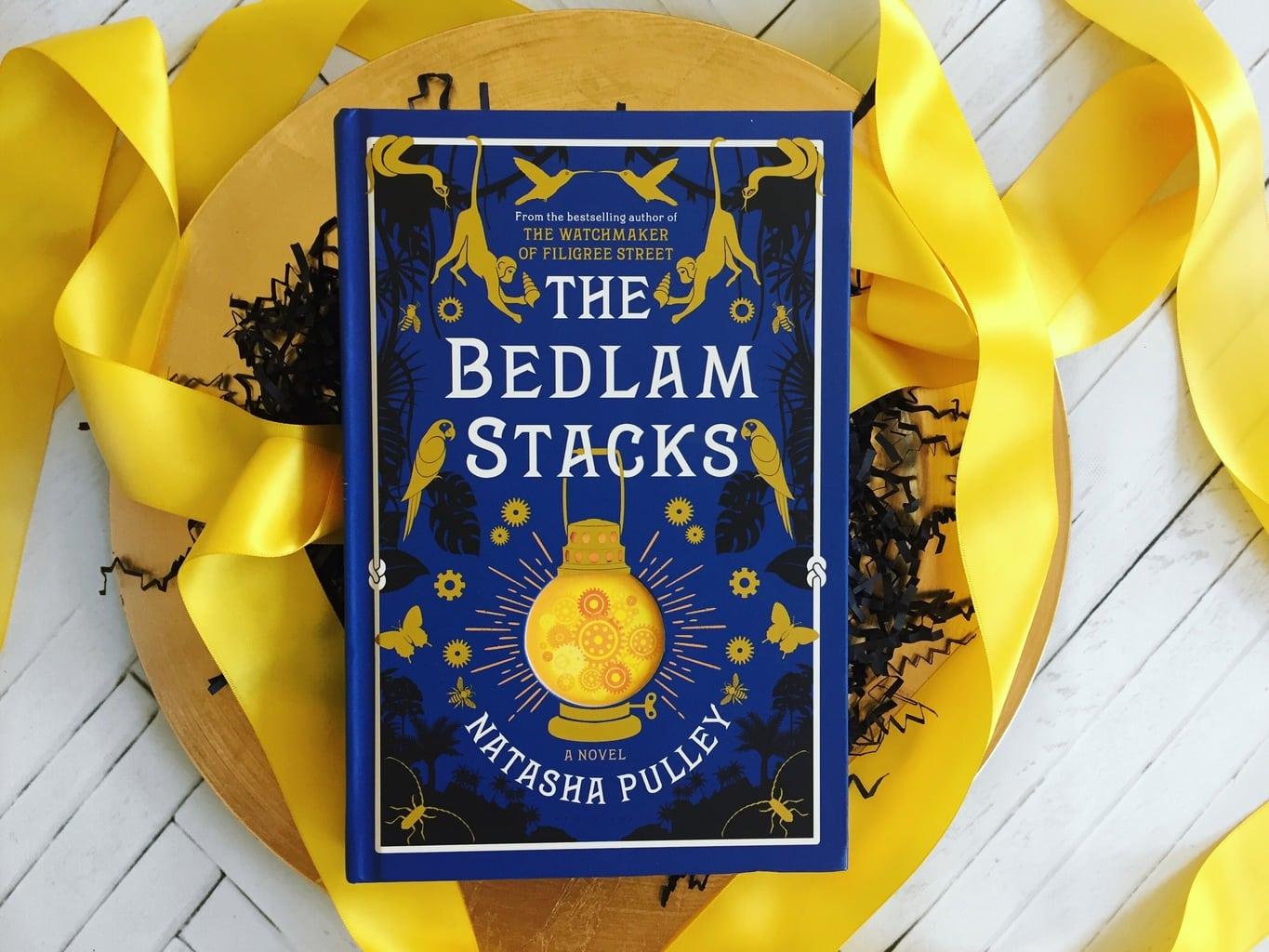 the bedlam stacks review