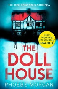My First Creepy Book of the Season: The Doll House