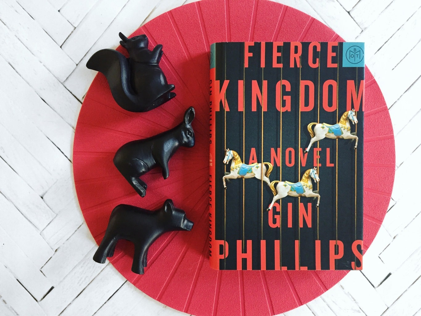 Fierce Kingdom: Finally, A Book That Kept Me Up At Night!