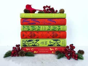 christmas bookstagram