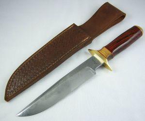 damascus_steel_bowie_knife_pattern_steel