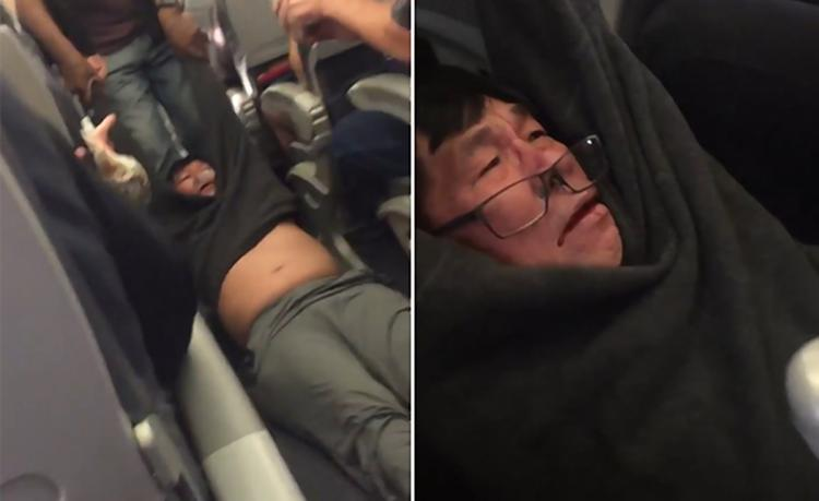 Some Thoughts on the United Airlines Incident