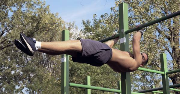 "New on ROK: ""Completing the Front Lever"""