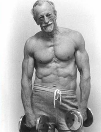 New on ROK: Old Man Fitness!