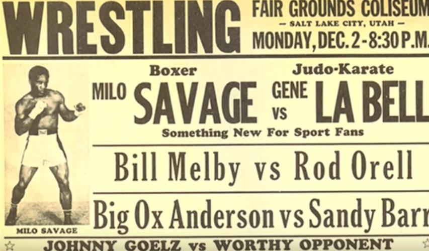 Gene Lebell's Pro Wrestling Holds! (Kung Fail)