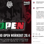 Here S How To Watch Crossfit Open Workout 20 4 Live Stream