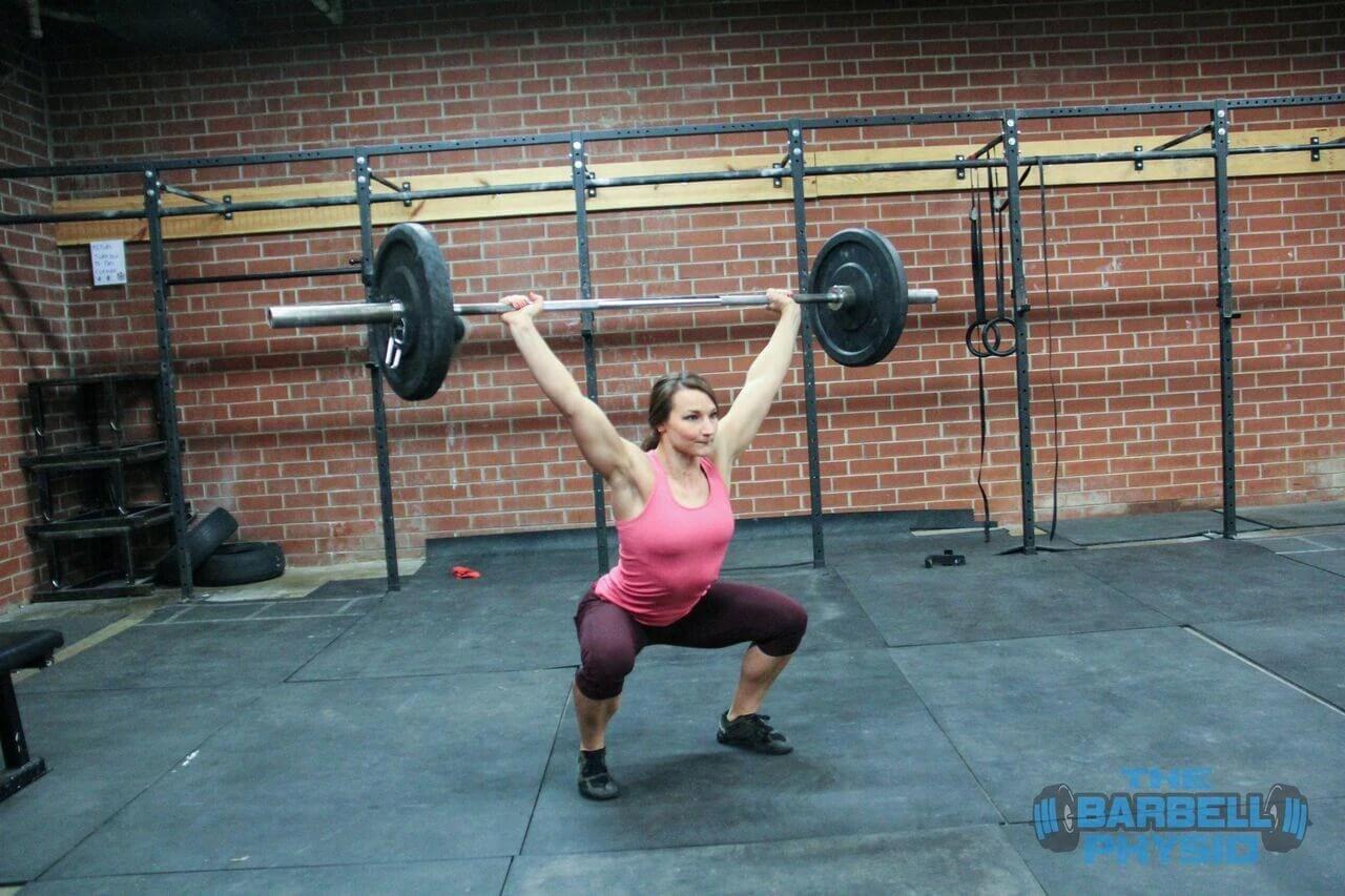 overhead squat 3