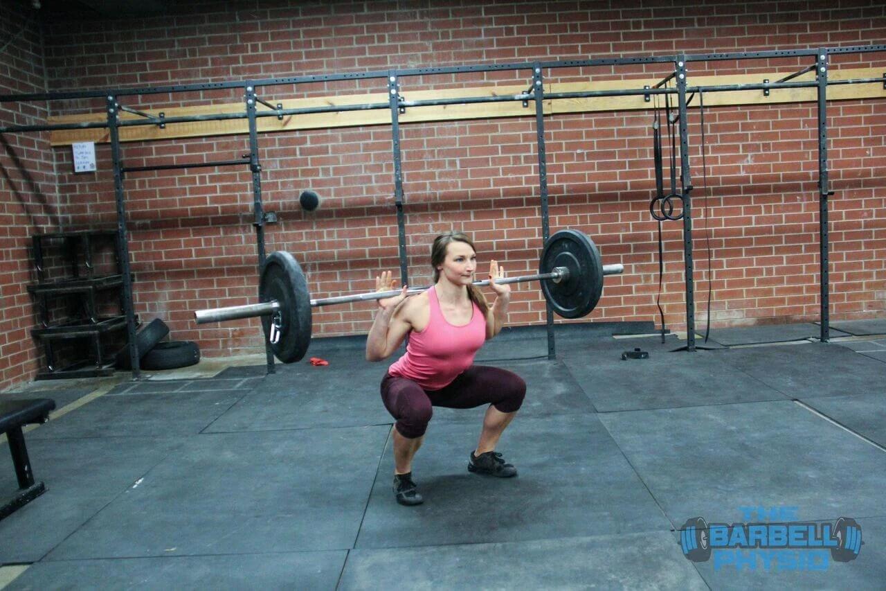 back squat mobility