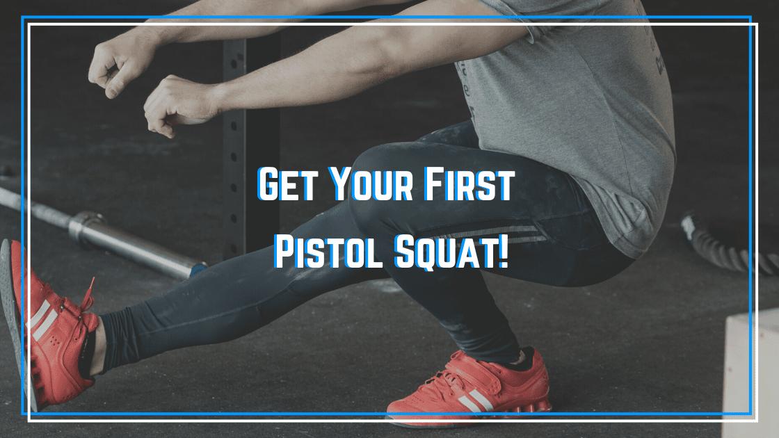 first pistol squat