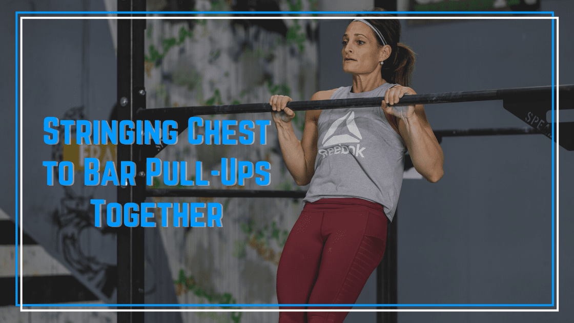 chest to bar pullups crossfit