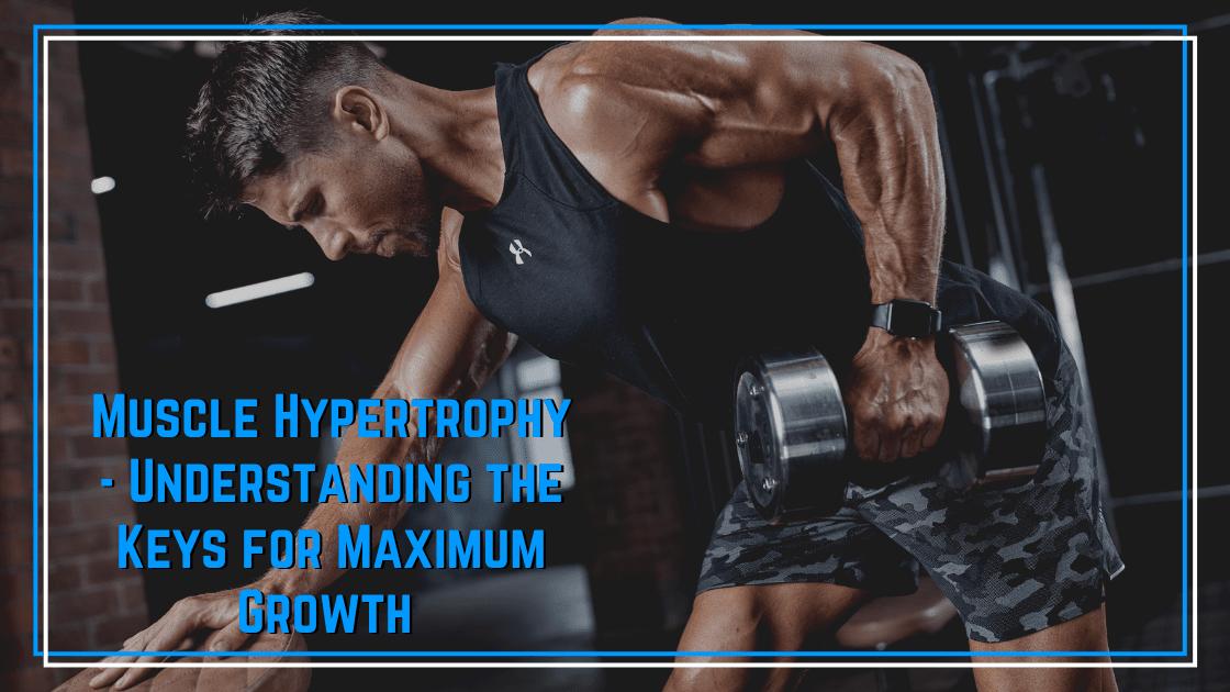 mechanisms of Muscle hypertrophy