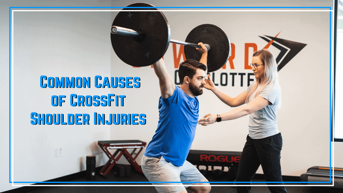 Common CrossFit Shoulder Injuries