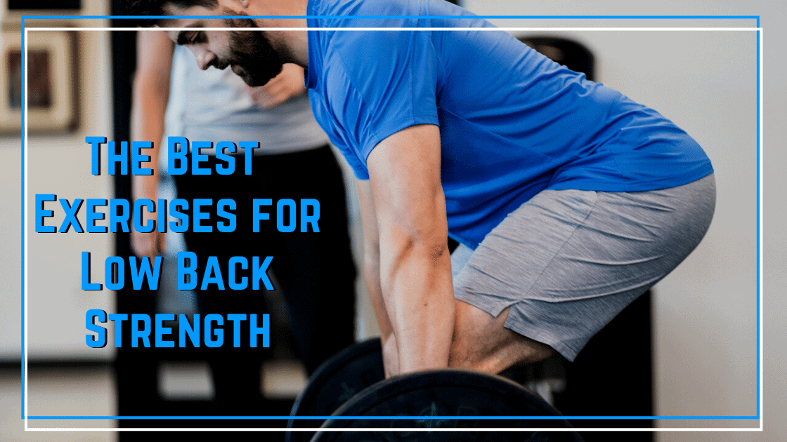 Best Low Back Strength Exercises