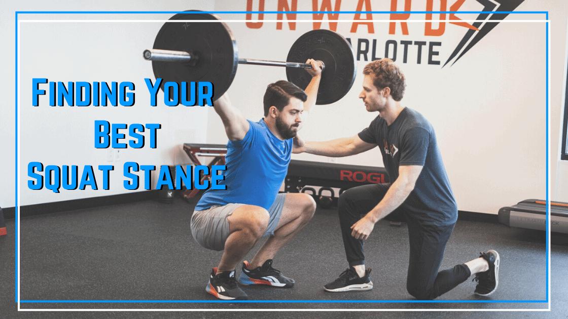 Best Squat Stance
