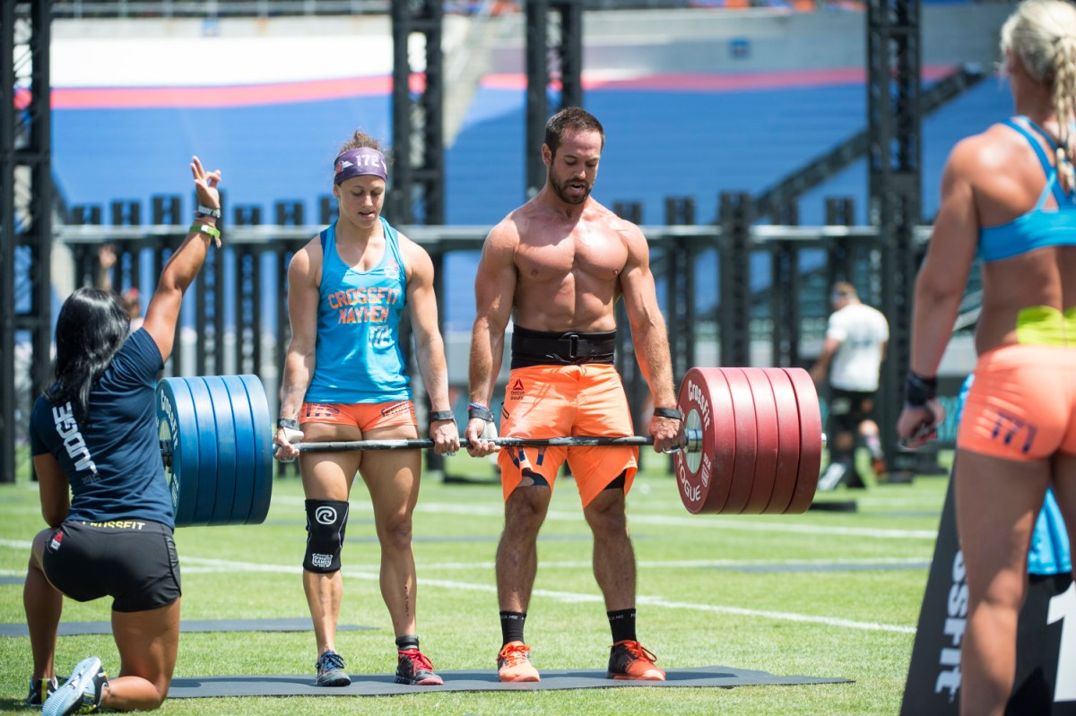 Rich froning decides to go individual in the
