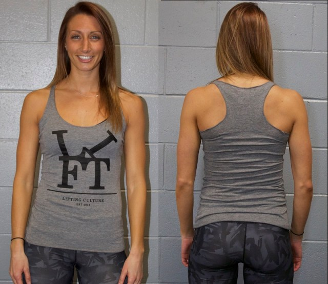 Lifting Culture Apparel - Women's Tank