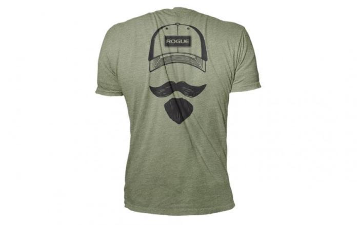 Josh Bridges Stache Shirt - Men