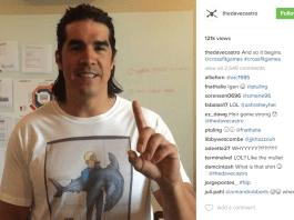 Dave Castro announces Murph