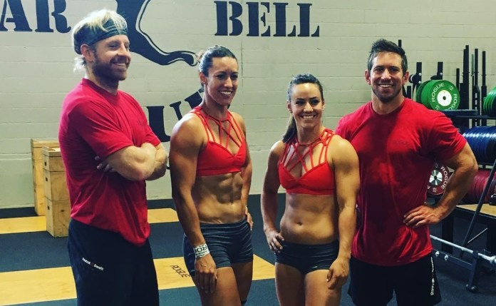 Rogue Red during 2016 CrossFit Team Series