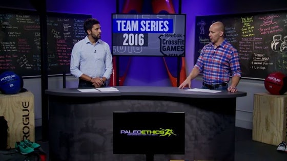 PaleoEthics and the CrossFit Games Update Show