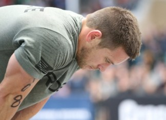 Dan Bailey after failing to qualify for the 2016 CrossFit Games