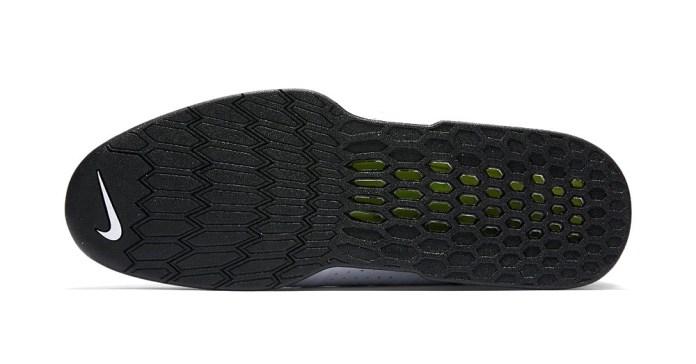 Sole of Nike Romaleos 3