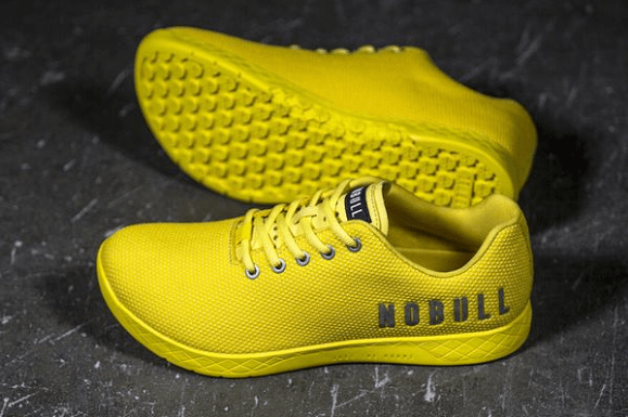 Nobull Lemon Drop Trainer Courtesy of Nobull