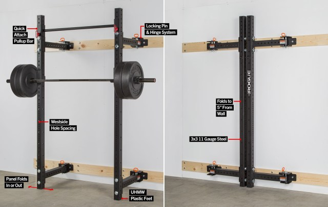 Build your crossfit garage gym for less than $1 500 the barbell spin
