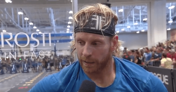 Graham Holmberg interview after Event 1 of the 2017 Central Regional.