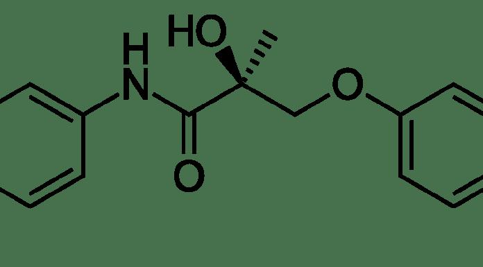 Ostarine chemical compound