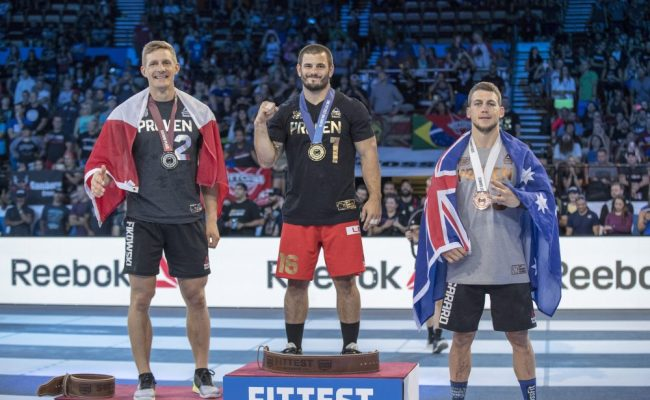 2018 Crossfit Games Champions Will Win 300 000 The