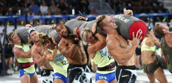 Image result for crossfit games 2018