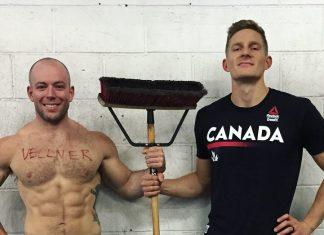 Brent Fikowski pokes at Team Europe on recent Instagram post. @fikowski/Instagram