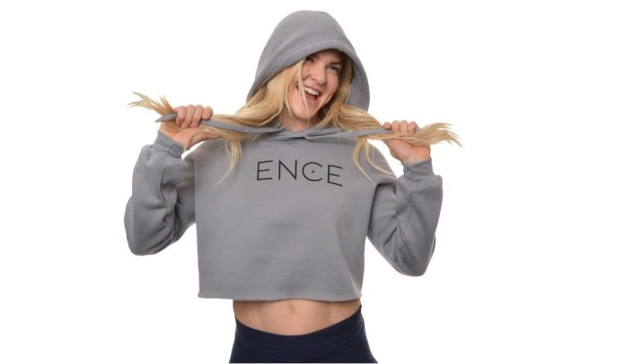 Brooke Ence launches new clothing line, Ence Wear.