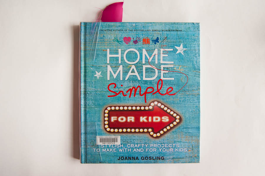 BOOK REVIEW - Home Made Simple For Kids