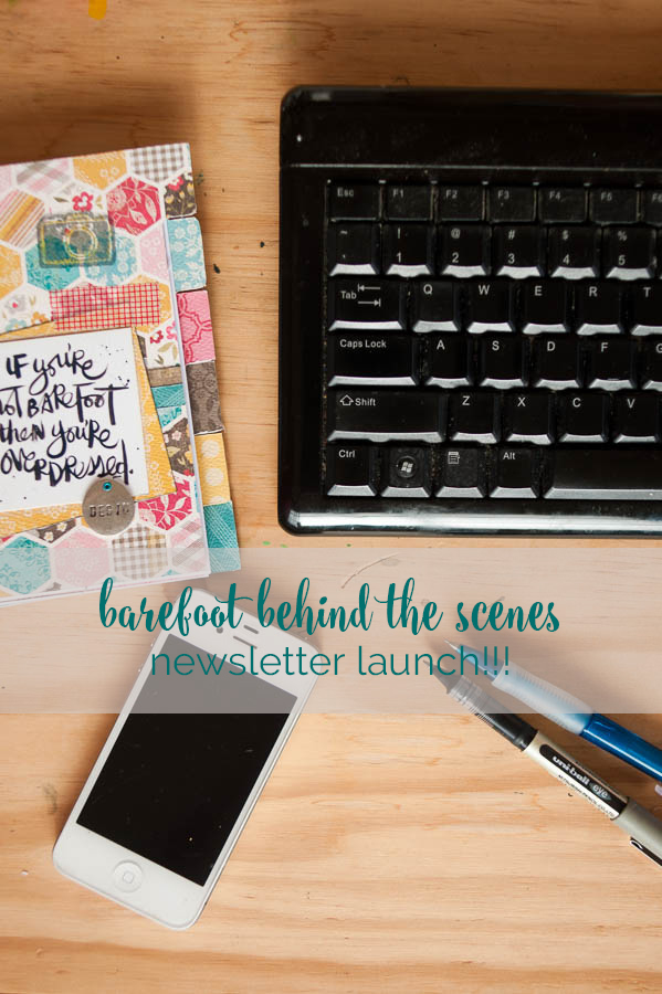 launching my new newsletter