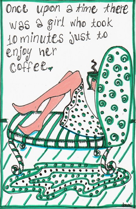 Ten Minutes For Coffee