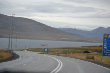 Hvalfjordur tunnel 3.585 miles long and reaches a depth of 541 feet below sea level!!