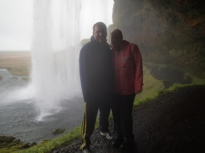 Seljalandsfoss Honestly one of my favorites. You can walk behind the waterfall!!