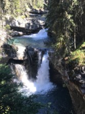 Johnston Canyon is the jackpot of waterfalls.
