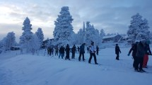 Record-breaking Winter Season Lapland Tourism